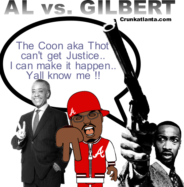 Gilbert Arenas Calls Al Sharpton a THOT in Statement