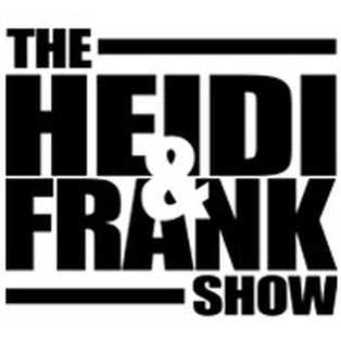 The Heidi and Frank Show on 95.5 KLOS Los Angeles- Airtime
