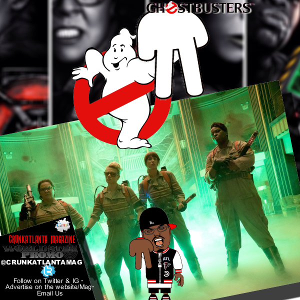 I Ain't Afraid of no Ghost - Ghostbusters 2016