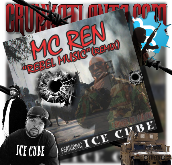EASKI & MC REN with a feature from ICE CUBE