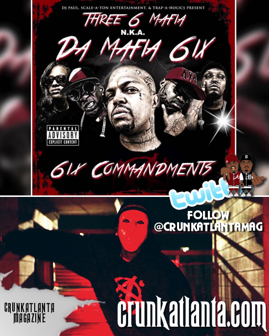 Da Mafia 6ix - Break The Law (6ix Commandments)