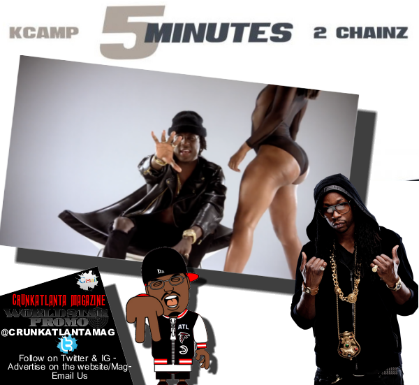 K Camp - 5 Minutes ft 2 Chainz