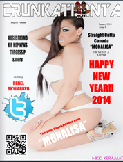 Crunkatlanta Mag Jan 2014 - Happy New Year