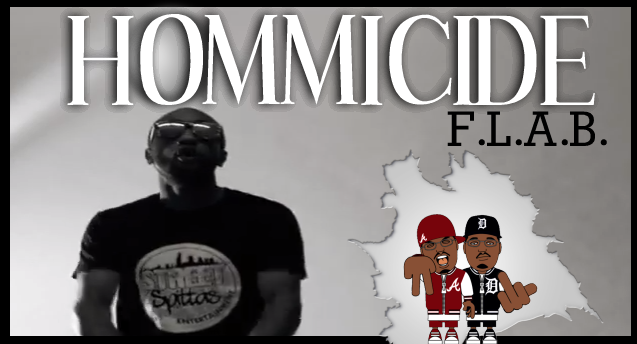 Music Promo- Streetspittas - Hommicide F.L.A.B.
