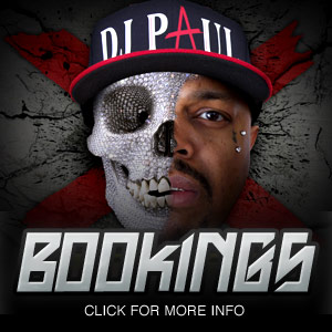 DJ PAUL - BOOKING For business inquiries