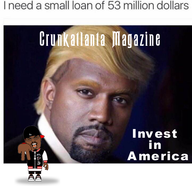 Invest in America - by Kanye Trump