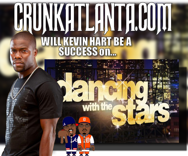 KEVIN HART and Dancing With the Stars September 29th