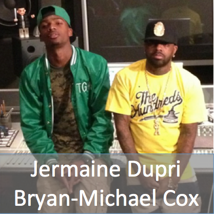 Jermaine Dupri and Bryan -Michael Cox Have a Co-Writing Opportunity