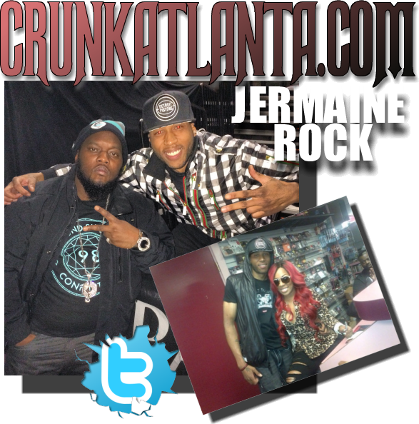Detroit Rapper - Jermaine Rock