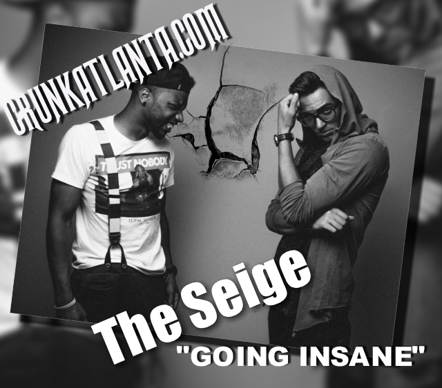 Los Angeles Duo-The Seige - Going Insane -Official Video