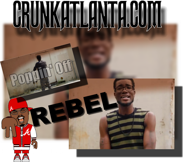 ATLANTA's REB SKYLARKER - POPPIN OFF - PROMO VIDEO