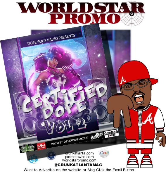 Certified Dope Vol 2 Mixed By DJ Skroog MkDuk