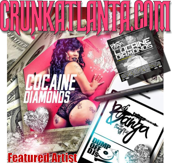 Cocaine Diamonds- The Wire Hosted by Chyna Diamond