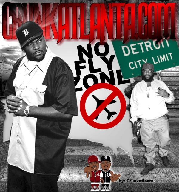 Trick Trick - NO Fly Zone- Will Rick Ross Ever Perform in DETROIT?