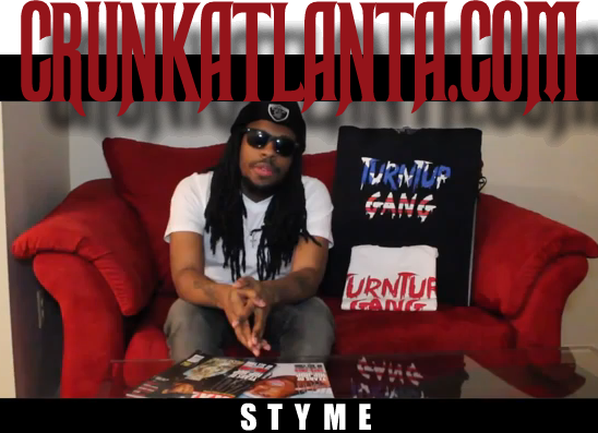 DC's Hottest Party Rapper STYME - Interview
