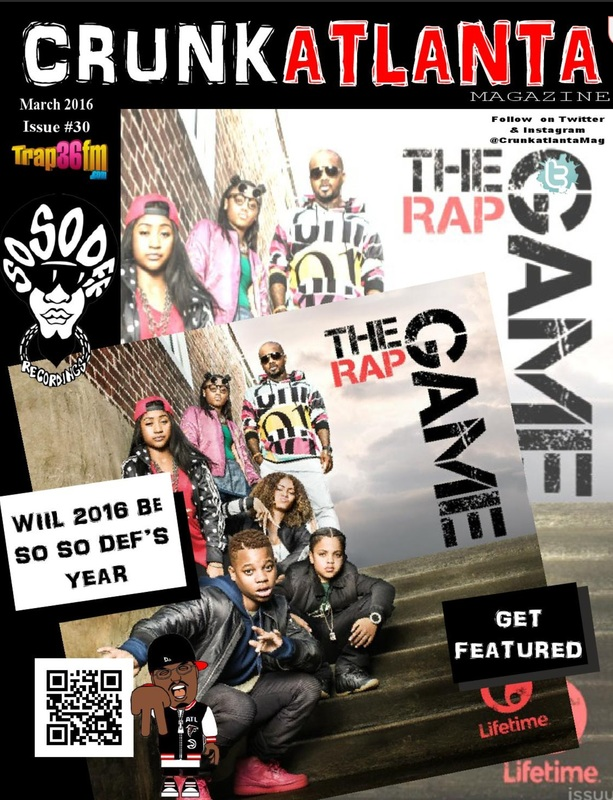 The Rap Game - 2016 March issue