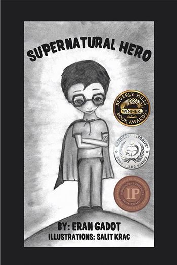Supernatural Hero Book 1 - Action Adventure on Amazon