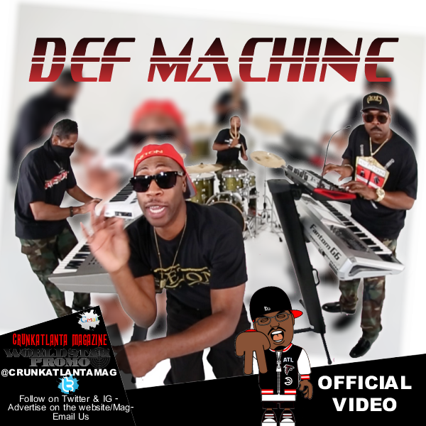 Detroit Def Machine - Get Hygh Official Video