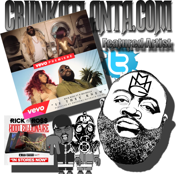 MMG- Maybach Music Group Twitter Roster - Atlanta Music Promoter