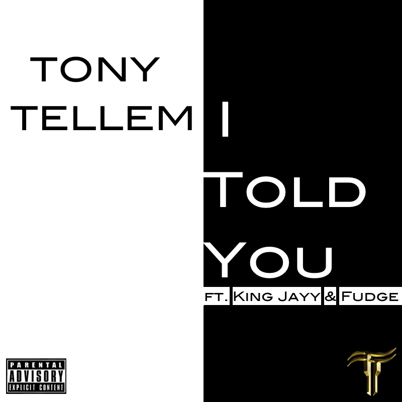 Hot New Hip Hop - Tony Tellem-