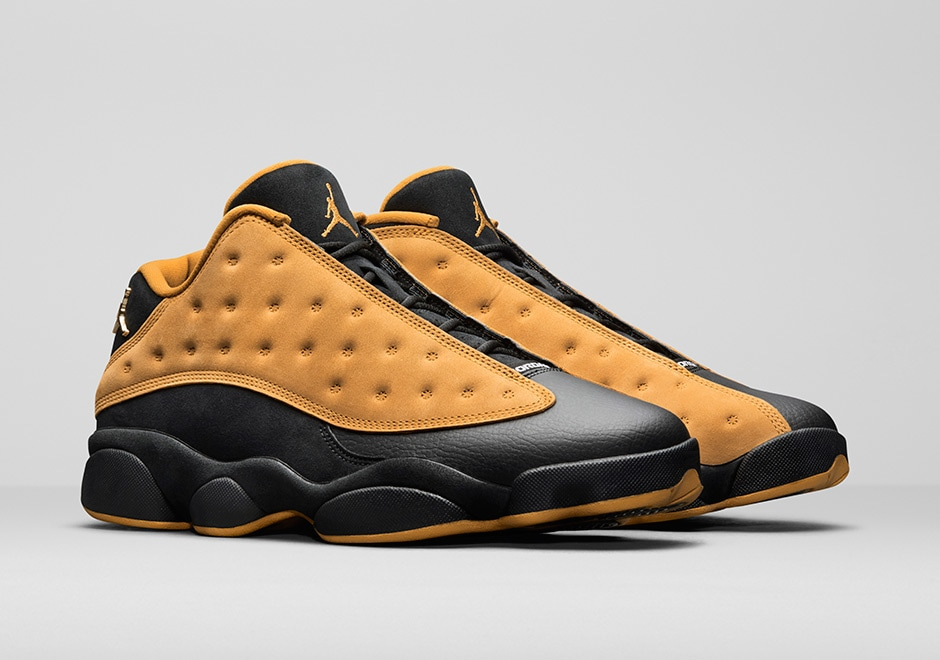 Sneaker Sunday - Air Jordan 13 Low Retro Chutney