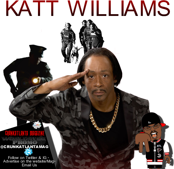 Katt Williams Troubles Again