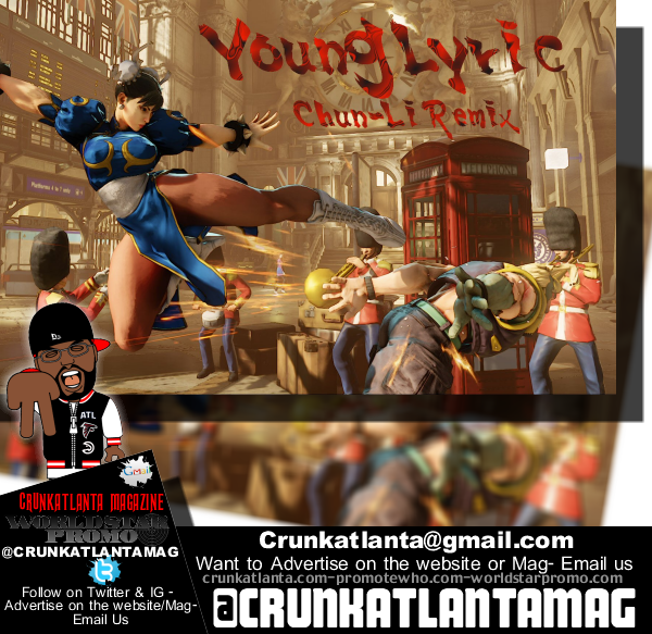 Princess Young Lyric Bodies Nicki Minaj #ChunLiChallenge