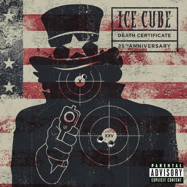 Ice Cube's Death Certificate: 25th Anniversary