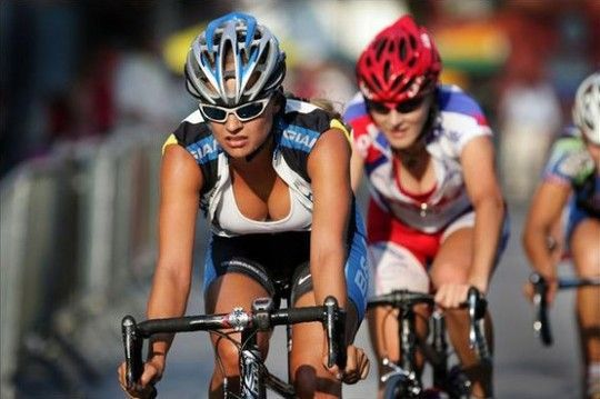 Cycling Can Increase a Woman's Labia- WTF