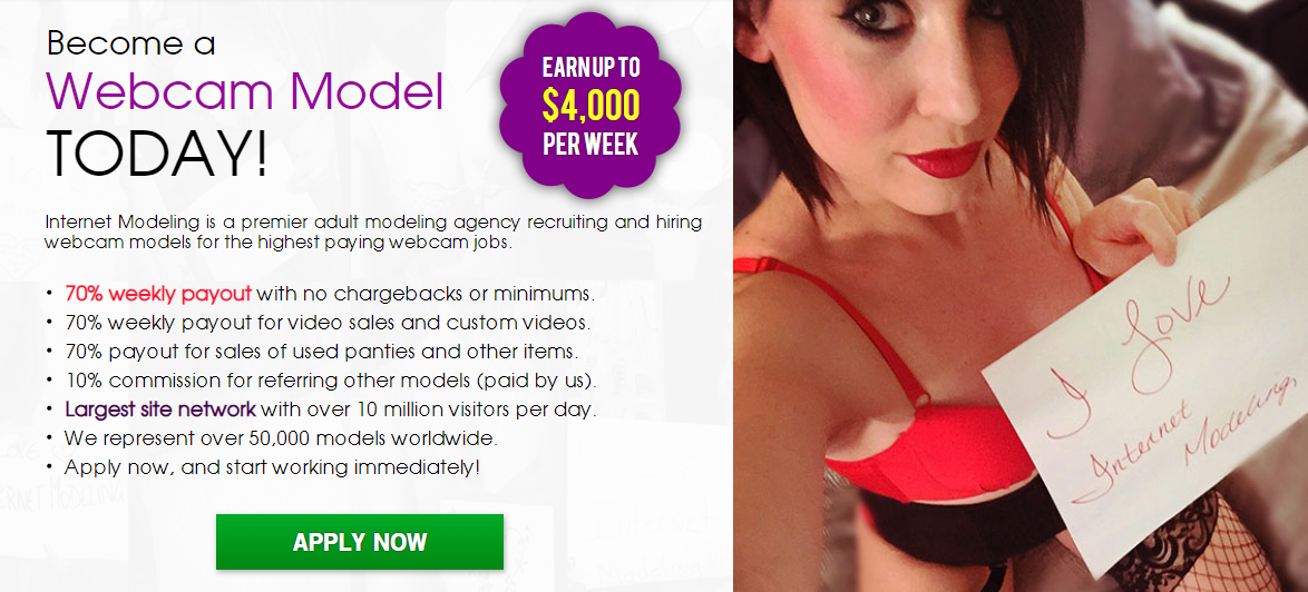 Highest paid webcam models