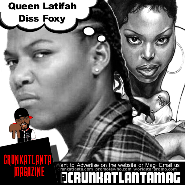 Queen Latifah to Foxy Brown Takeover Diss to Remy Ma