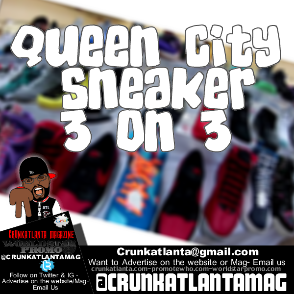 2017 Queen City Sneaker Expo & 3on3 Tournament