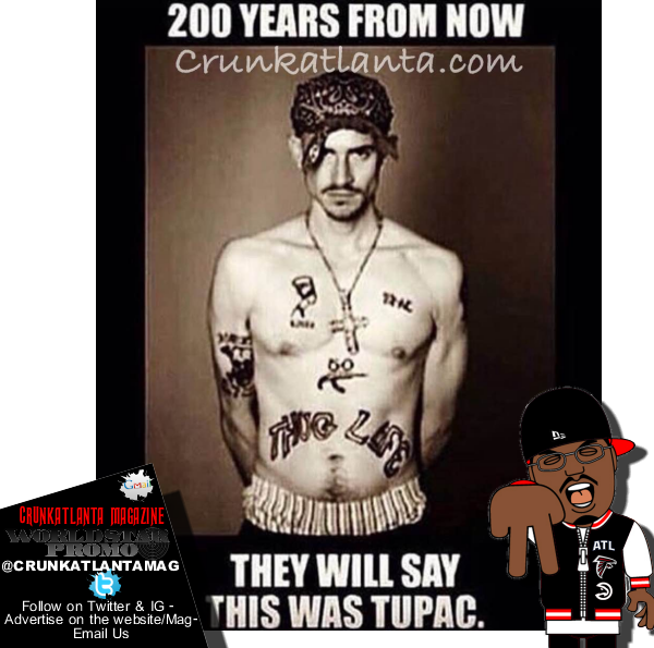 Tupac in 200 Years - History Channel