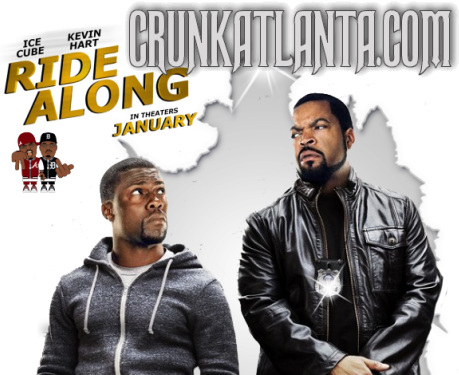 Ice Cube and Kevin Hart's 'Ride Along' Scores Record $47.8 Mil