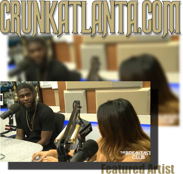 The Breakfast Club Interview with BIG K.R.I.T. - Atlanta Music Promoter