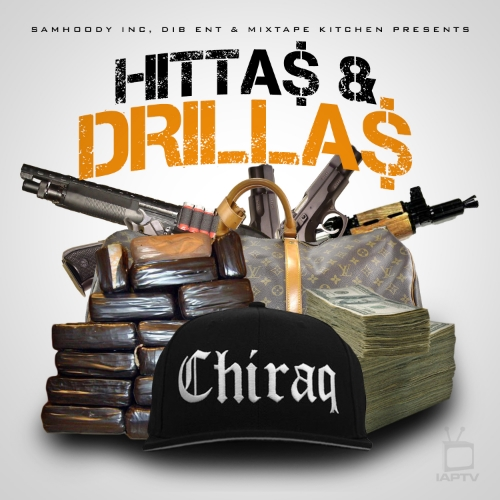 SAM HOODY & MIXTAPE KITCHEN - Hittas and Drillas MIXTAPE
