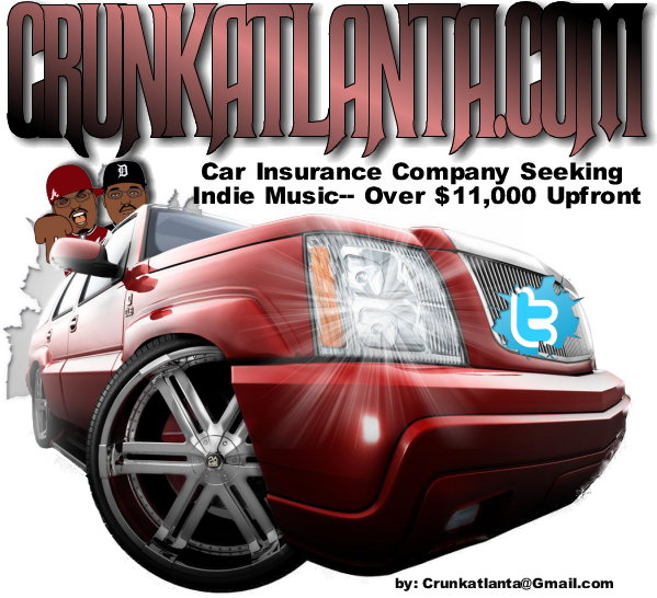 Indie Music Needed For Car Insurance Campaign-Over 11 Grand