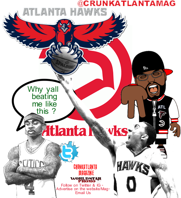 BEAT BOSTON - Atlanta Hawks - Theme Song