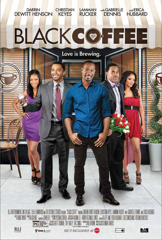 Black Romantic Comedy - Black Coffee