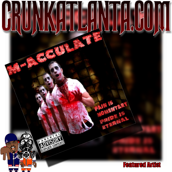 International Hip Hip - BRIKAZA RECORDS- UK ARTIST- M- ACCULATE