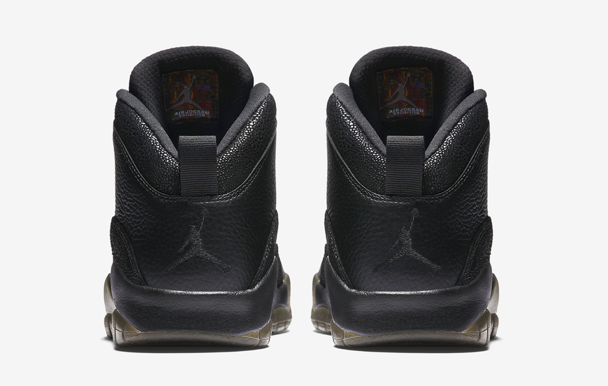 Air Jordan 10 OVO Black Release Date