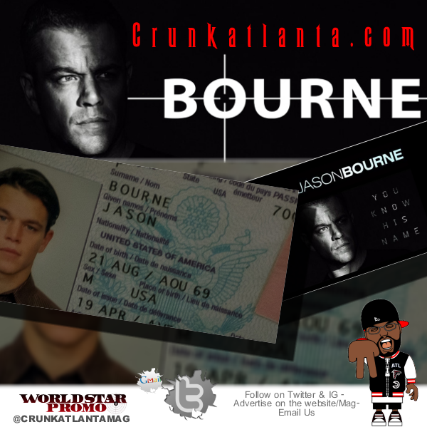 Jason Bourne Is Not Finish - Official Trailer