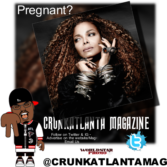 Did Janet Jackson Announce that she was Pregnant?