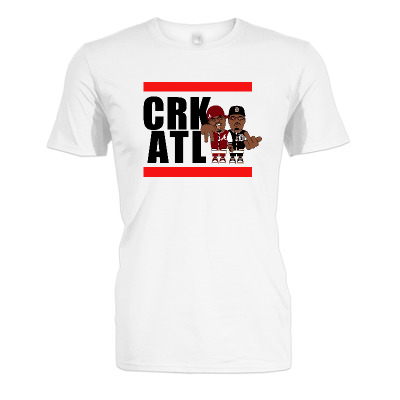 BonFireFunds- Crunkatlanta Magazine Shirt