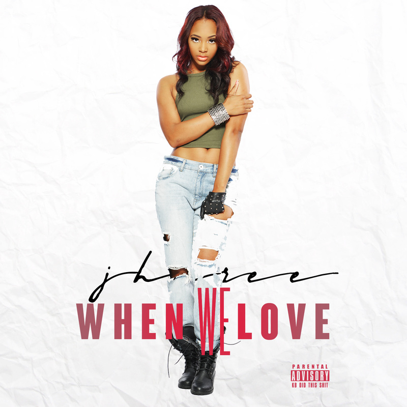 JHAREE - When We Love