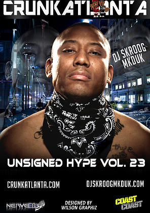 UNSIGNED HYPE VOLUME 23