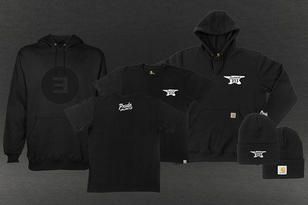 Eminem and Carhartt Special Edition Items 2016