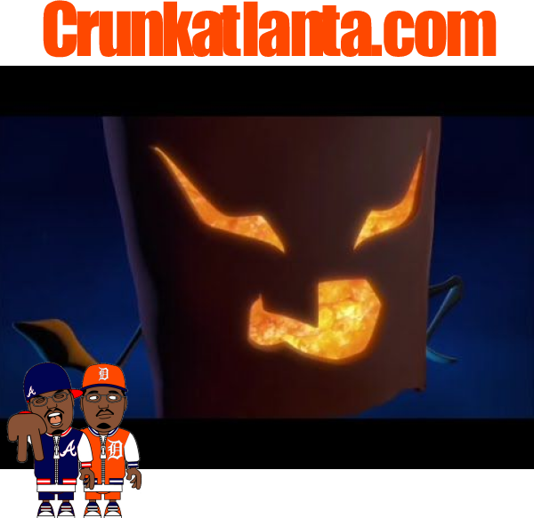 Butterfinger Halloween Commercial
