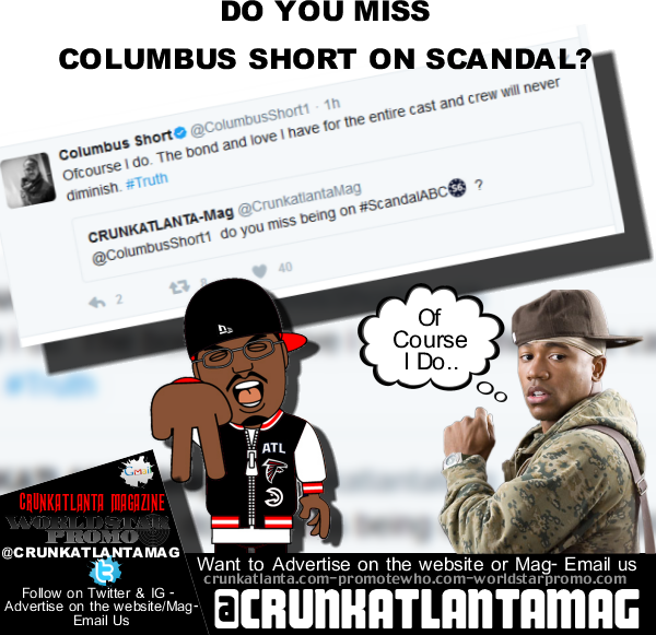 ABC Scandal - Do You Miss Columbus Short?
